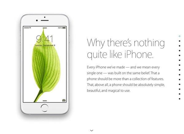为什么没有像iPhone一样的手机