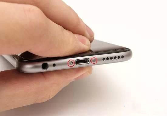 iPhone 6换电池教程