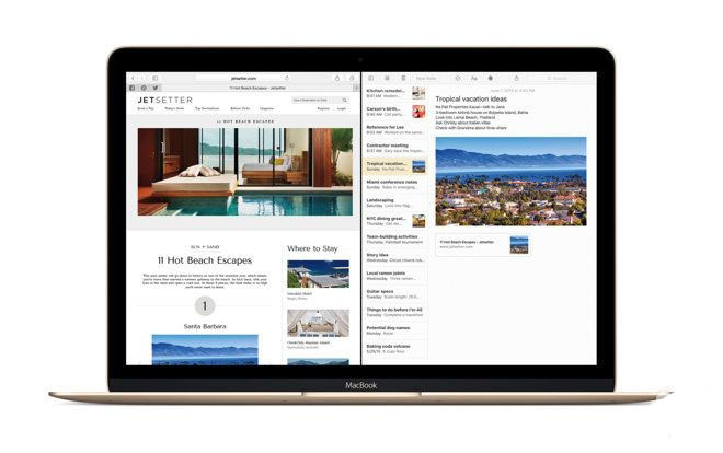 苹果第五个 OS X 10.11 El Capitan 公测版今日发布