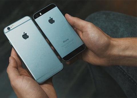少年帮忙试iPhone6,自己的5s被顺走