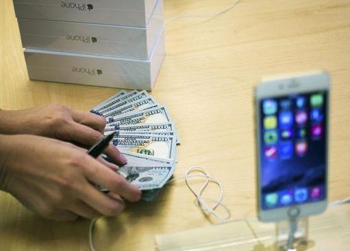 准备买iPhone 6s:旧款iPhone交易开始流行