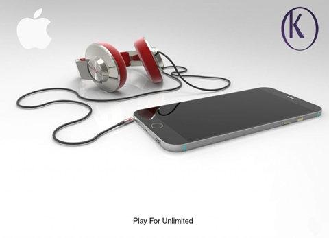 不可错过的iPhone6s/iPhone7概念设计