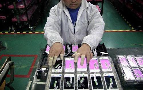 iPhone 6s来了 富士康加班模式全开