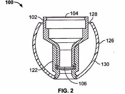 苹果耳机新专利,剧烈运动也不会滑落