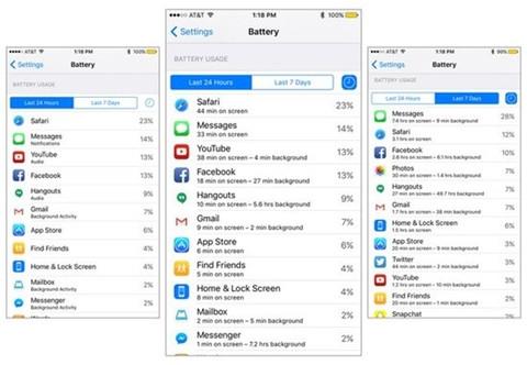 耗电党欢呼:iOS9增加了新的低功耗模式