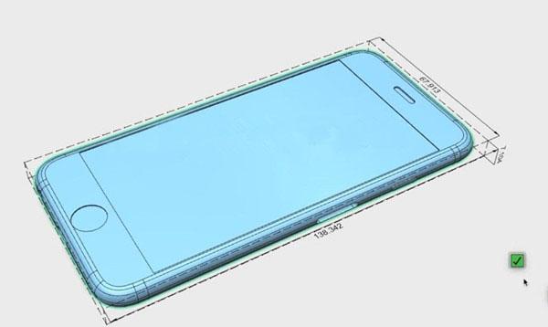 iPhone 6s/6s Plus 渲染图:镜头不激凸了?