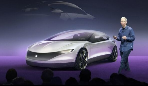 苹果汽车的竞争对手很多:谷歌也来凑热闹