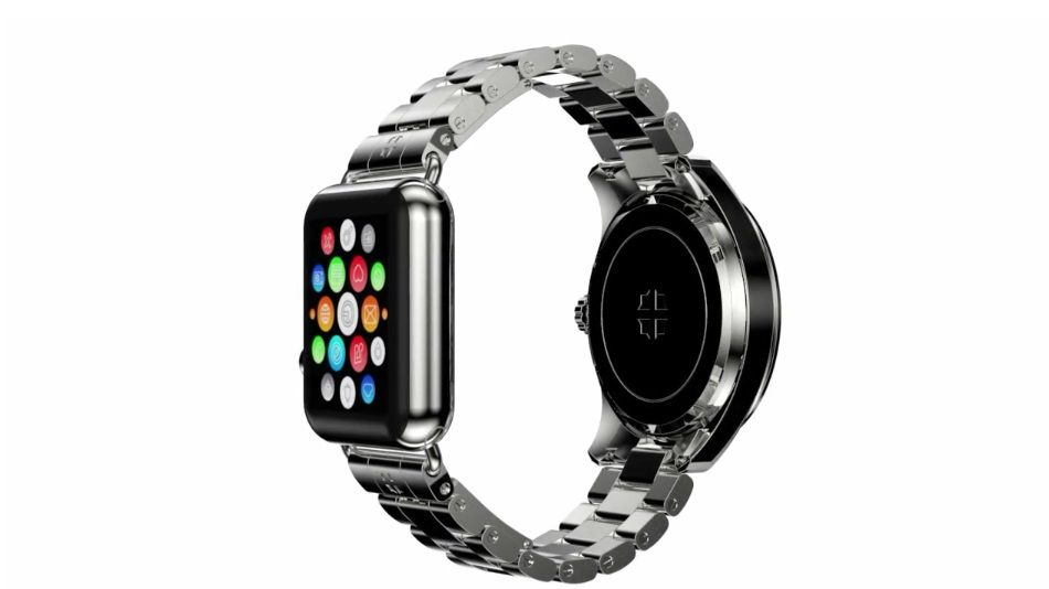 求放过Apple Watch 奇葩机械智能表结合体