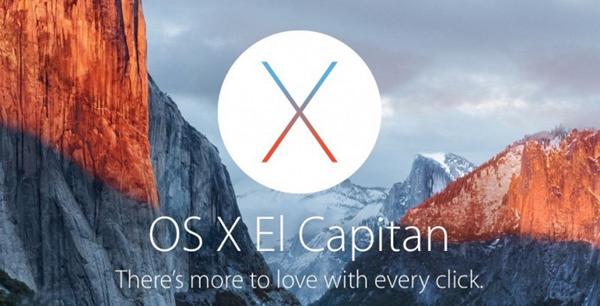 苹果发布第四个 OS X El Capitan 公测版