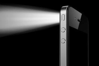 iPhone手机手电筒不够亮,怎么设置
