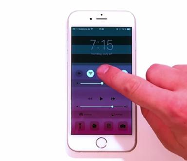 iPhone6s支持Force Touch压力触摸屏,太能玩了吧!
