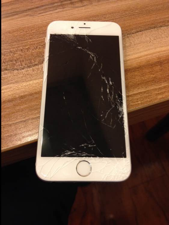 iPhone 6防止屏幕硬伤技巧