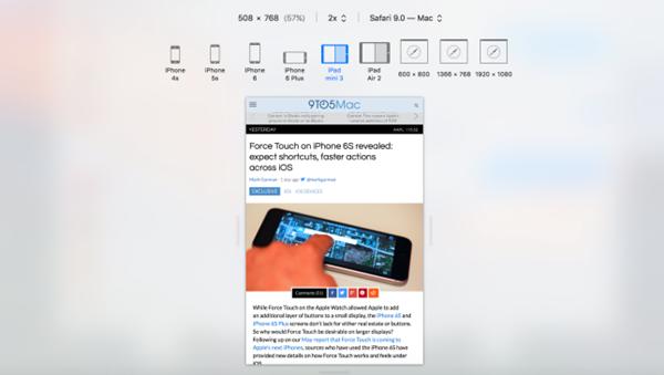 iPad mini 4向iPad Air 2 看齐,支持分屏多任务