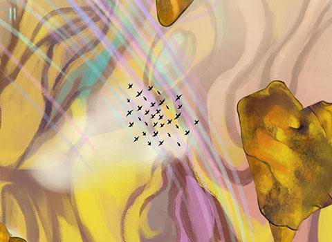 诗意游戏《Gathering Sky》下周发布,带你畅游艺术空中