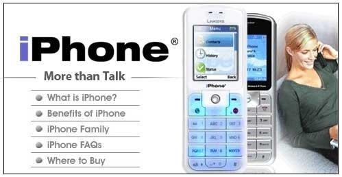 """意外:世界第一部""""iPhone""""竟是座机"""