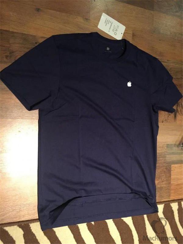 穿上这件T恤衫,你才是苹果正式员工