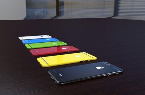 iPhone6c概念设计颜值爆表,梦幻你的生活