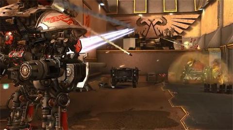 重量级机甲大战《战锤40K:自由之刃》今秋上架