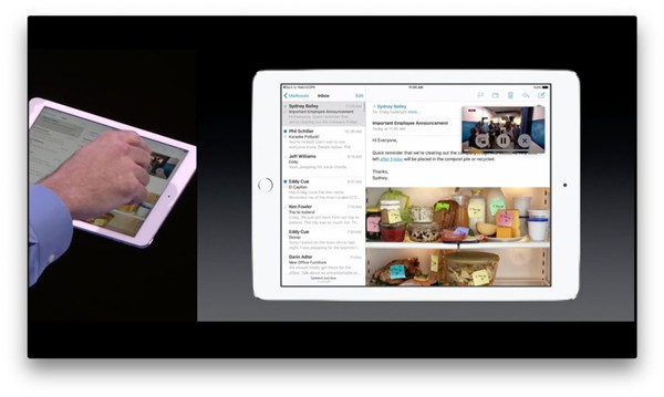 iOS 9 画中画功能,让多任务从后台解放出来