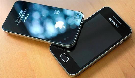 苹果专利被驳回,三星将省 5.48 亿美元