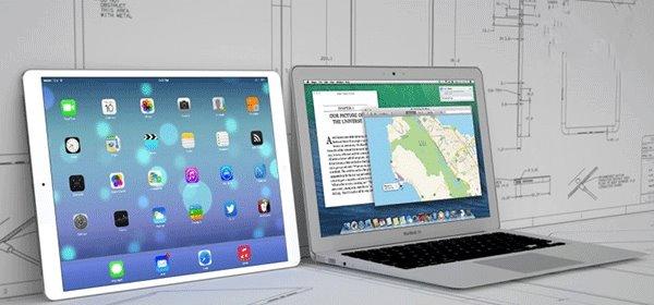 苹果iOS9.1现身网络,iPad Pro或正在测试