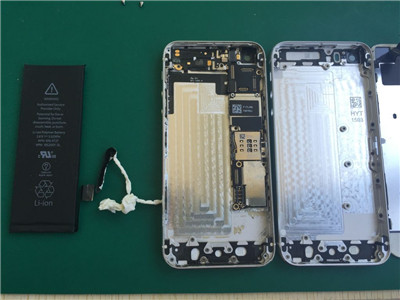 iPhone5S、6、6P如何拆电池 无损拆电池技巧