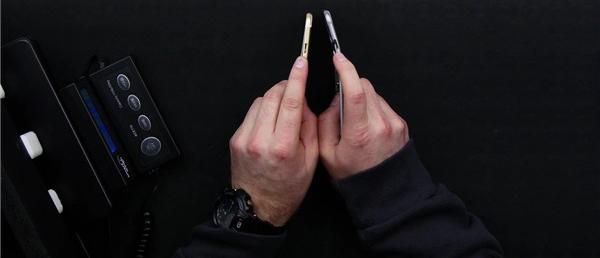 科学测试:iPhone 6s 后壳材料更坚固,很难被掰弯