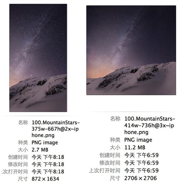 小编来告诉大家iPhone 6和6 Plus壁纸的真正分辨率
