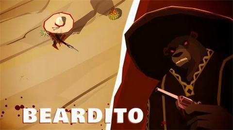 牛仔与强盗对决《火地岛》十月即将上架