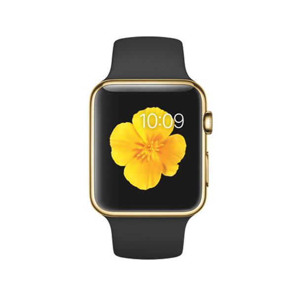 美不胜收!苹果在 Selfbridge 橱窗宣传 Apple Watch