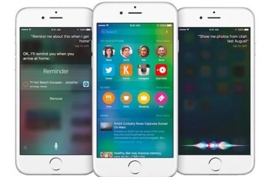 iOS 9 Siri智能预测功能  猜你所想