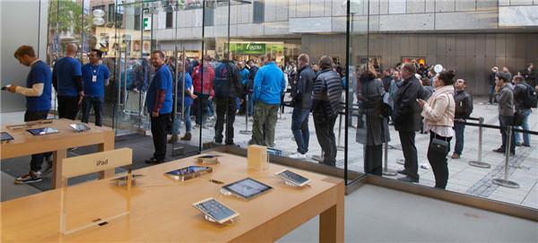Apple Store iPad 介绍设备将被 Mac 和 iOS 应用替代