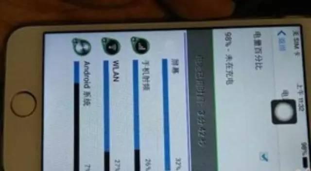 山寨iPhone6安卓系统以假乱真 便宜没好货
