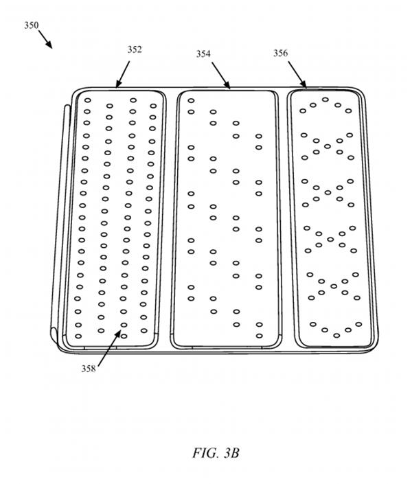 苹果新专利:iPad保护套也有自己的屏幕