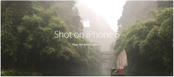 新潮流?iPhone6s的广告要找网络红人来拍