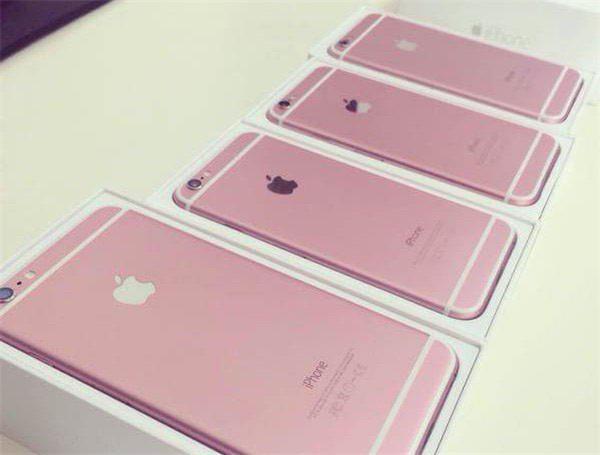 疑似电信员工爆料:iPhone 6s 没有粉色,内存2GB