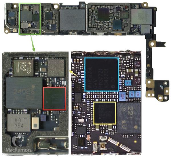 新机发布临近,iPhone 6s真机曝光!