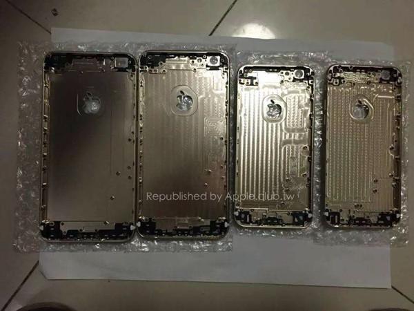 这次是iPhone6S后壳  下次一定爆光真机