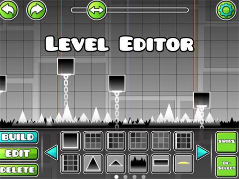 虐心益智游戏《几何冲刺》2.0版本即将推出