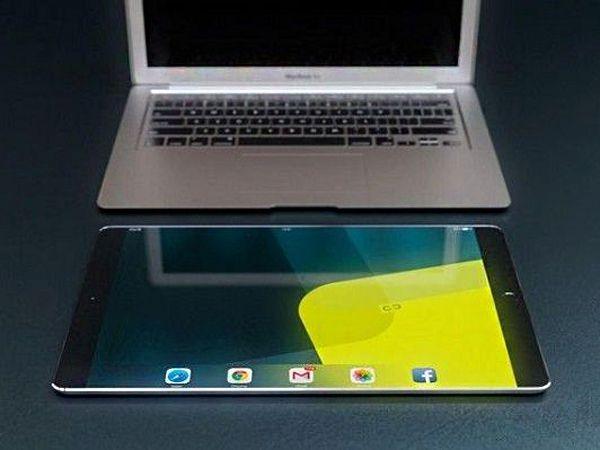 OxideTFT面板的发展要仰仗苹果iPad Pro了