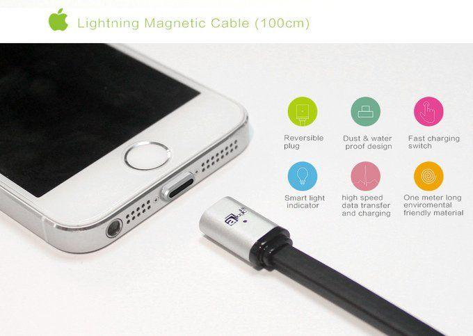 磁吸式充电设备MagSafe :你用上了没