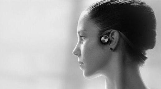 iPhone 原装耳机的未来: 无线+骨传导+降噪
