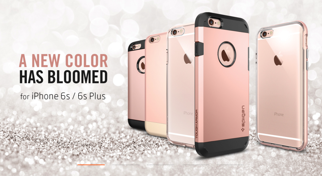 iPhone 6s 有没有玫瑰金?手机壳厂商爆料