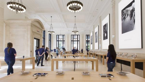"""苹果发布会新选址有""""猫腻"""" 外媒的五大猜测"""