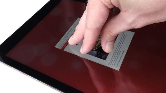 这些iPad所独占的操作手势你都需要学会用