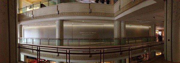 苹果南京店即将开业,大中华区直营店增至24家