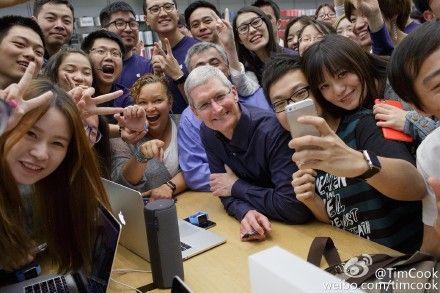 中国强则苹果强  苹果与中国荣辱与共