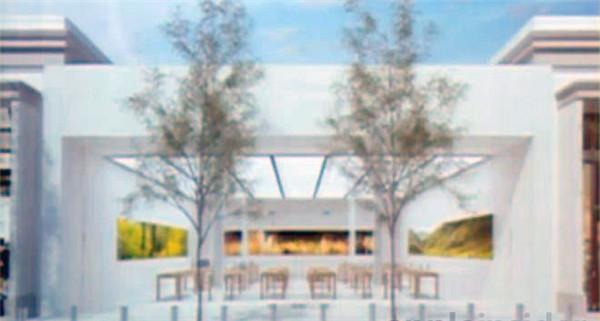 下一代 Apple Store 重新设计今秋开始,由 Ive 设计?