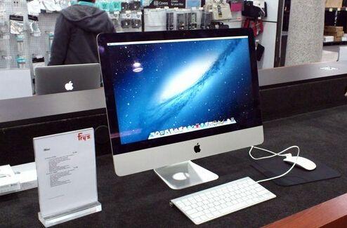 内部人士:21.5 英寸4K iMac将于10月发布