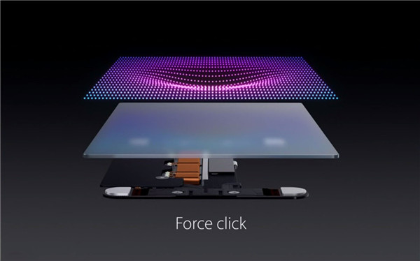 iPhone 6s 将使用下一代 Force Touch:三级按压